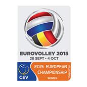 Odbojkaško europsko prvenstvo 2015. za žene